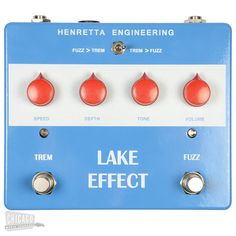 Well, some pedal manufacturer finally stole my fake Chicago-based jam band name.