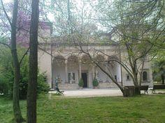 Palazzetto Sanvitale di Parma.
