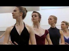 ▶ The corps de ballet rehearse Giselle (The Royal Ballet) - YouTube