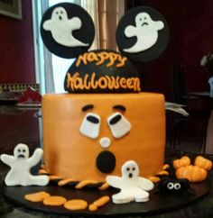 Torta Halloween per Telethon