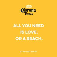 #TimeForCorona  Erstell dir deine eigene Beach Card: www.corona.de/beach-cards Beach Cards, All You Need Is Love, Movie Posters, Corona, Film Poster, Billboard, Film Posters