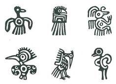 simbolos precolombinos - Cerca amb Google