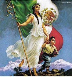 México.esta era la portada de Los   Libros de primaria.en Los 60&70.
