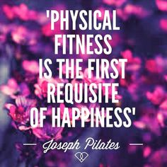 God is the first and most important. Physical fitness is a close second. But still vital.