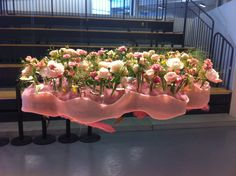 Photo from Formex 2014, flower competition between the Nordic countries.