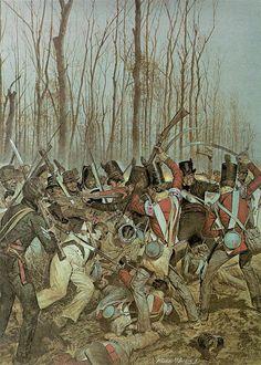 1814, Villere Plantation, Battle of New Orleans, LA