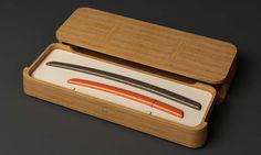Contemporary Katana Sword by Marc Newson and Tohoku Craftsmen