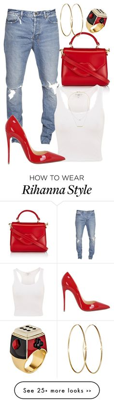 """""""--Rihanna Inspired--"""" by perichaze on Polyvore"""
