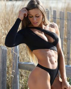 Fit and Shredded Vikings — womenfitnessmodels: Natalia Bernal