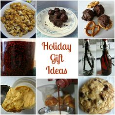 The Cooking Actress: Homemade Holiday Gift Ideas