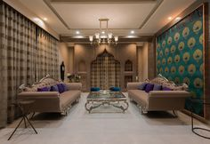 Apartment Decorating Themes Living Room Home New Ideas Living Room Designs India, Indian Living Rooms, Indian Home Design, Indian Home Decor, Apartment Decorating Themes, Drawing Room Interior, Indian Interiors, Indian Homes, Luxurious Bedrooms