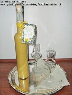 LIQUORE+ALL'+UOVO+ricetta+liquore+casalingo