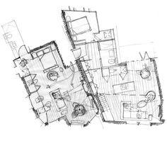 Grosvenor Street - London - FLETCHER CRANE ARCHITECTS London Fletcher, Kingston Upon Thames, Mixed Use, Surrey, Crane, Modern Architecture, Architects, Design