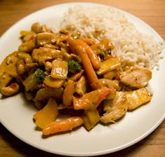 Wok a la viktväktarna 300 Calorie Lunches, Asian Recipes, Ethnic Recipes, 300 Calories, Charcuterie, Kung Pao Chicken, Wok, Lchf, Food And Drink