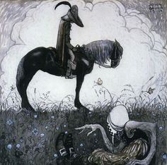 John Bauer «Swedish Folk Tales»