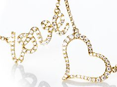 Find your perfect golden diamond necklace at Yorxs! #Yorxs #Diamantkette #Goldkette
