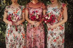 Bridesmaid Dresses, Wedding Dresses, Mix N Match, Real Weddings, Cool Style, How To Wear, Instagram, Fashion, Bridesmade Dresses