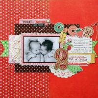 A Project by Kelly Goree from our Scrapbooking Gallery originally submitted 01/20/14 at 08:41 AM