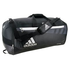 - Built for superior team functionality - Large main compartment features an interior zippered pocket for valuables - One end cap of duffel is freshPAK ventilated compartment - Other end cap is zipper