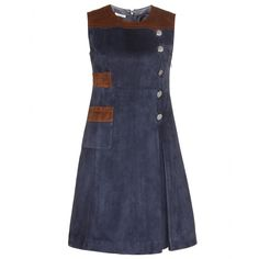 Miu Miu Suede Dress, $3,805; mytheresa.com     - ELLE.com... In addition, have great fun looking good by mix and match all you like.