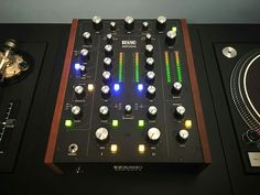 Rane MP2014 digital rotary mixer