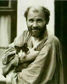 Gustav Klimt, (1862 - 1918)