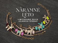 Jelení šperky - Festivalové opojení Charmed, Bracelets, Jewelry, Jewlery, Jewerly, Schmuck, Jewels, Jewelery, Bracelet