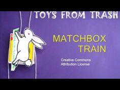 Matchbox Train | Bhojpuri | Moving Train
