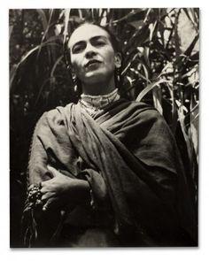 Gisele Freund, Frida Kahlo