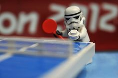StormTrooper Olympics Table Tennis