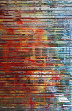 00boogiwoogi by K.I.A. more in the series at http://nu4ya.com/art.html #art #contemporaryart #artbasel #frieze #artforum #KIA