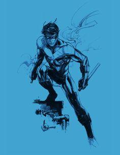 Nightwing by Kenneth Rocafort