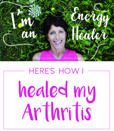 I was diagnosed with Rheumatoid Arthritis 20+ years ago, but today I consider myself healed. I'm an energy healer, medical intuitive, and holistic health practitioner and here's what I did to heal my chronic pain and RA.