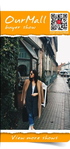 This is Agnija Grigule's buyer show in OurMall;  #BLAZER #SNEAKER #COAT #SUNGLASS please click the picture for detail. http://ourmall.com/?maYbye