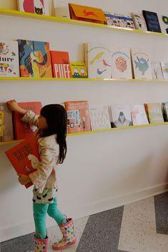 Kiddo book display
