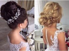 65 New Long Wedding Hairstyles & Updos from Elstile