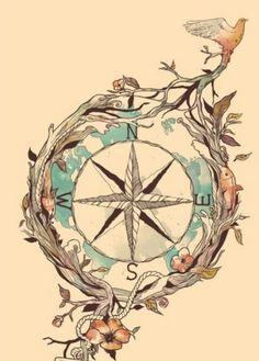 Bon Voyage Art Print by Norman Duenas