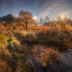 Awe-Inspiring Natural Landscape Photography by Vadim Gvon Photography Tours, Landscape Photography, Lake Baikal, Classic Sailing, Photo Reference, Travel Around, Wonderful Places, Patagonia, Adventure