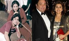 #BollywoodStars of the 80s: Then and now