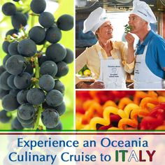Find out about Oceania Cruises Culinary Discovery Excursions