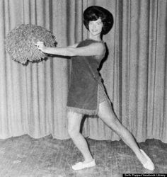 Paula Deen Yearbook Picture: Southern Celebrity Chef Reveals High School Cheerleader Past (PHOTO)