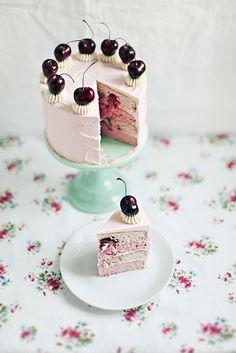 Birthday cake by Call me cupcake, via Flickr
