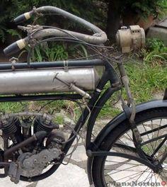 1912 Peugeot Moto Legere Type MD2
