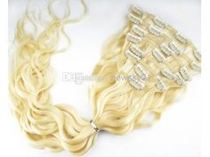 Cheap Clip in Hair - Best Wave Brazilian Virgin Hair Clip in Human Hair Online with $6.68/Piece | DHgate