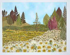 pressed flower fine art - Google Search