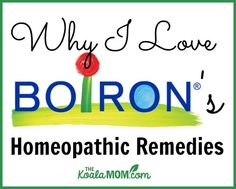 Boiron's homeopathic remedies came in handy recently for treating typical summer ailments, including achy muscles, at homeschooling camp.