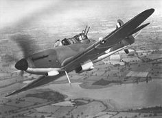 Bolton Paul Defiant, like this because it's a little quirky.