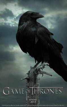 """Season 5 of Game of Thrones is coming! """"Dark Wings"""""""