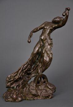 Camille Claudel, La Fortune, (apr. 1898-1904)