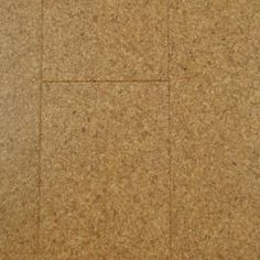 Natural Plank Cork 13/32 in. Thick x 5-1/2 in. Width x 36 in. Length Flooring (10.92 sq.ft./Case)-PF9578 at The Home Depot
